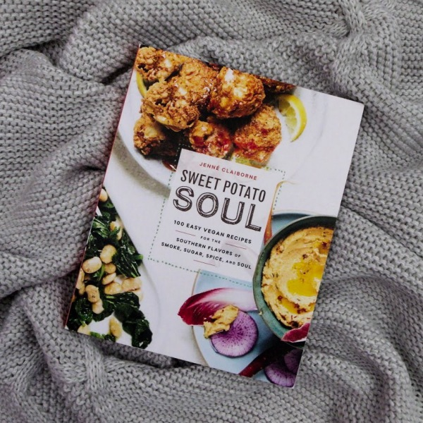 Sweet Potato Soul by Jenne Claiborne Review www.stylishbrunette.com