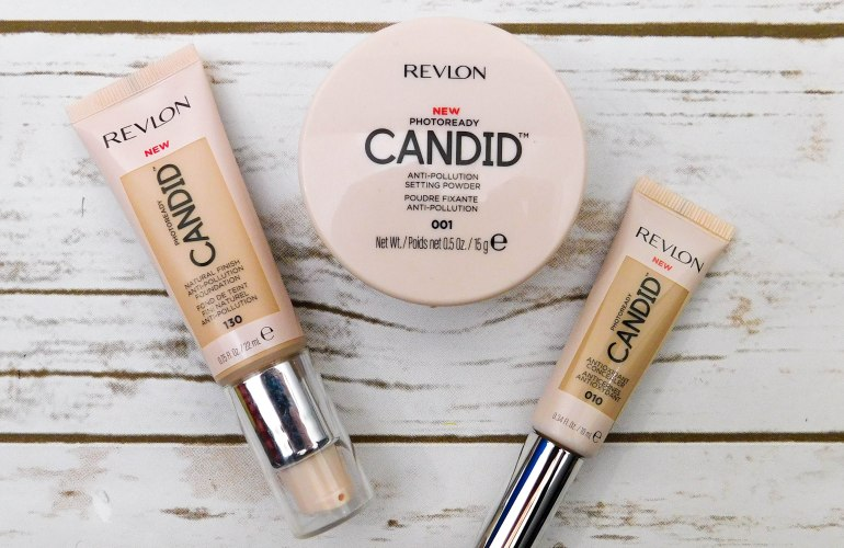 Revlon PhotoReady Candid Collection stylishbrunette.com