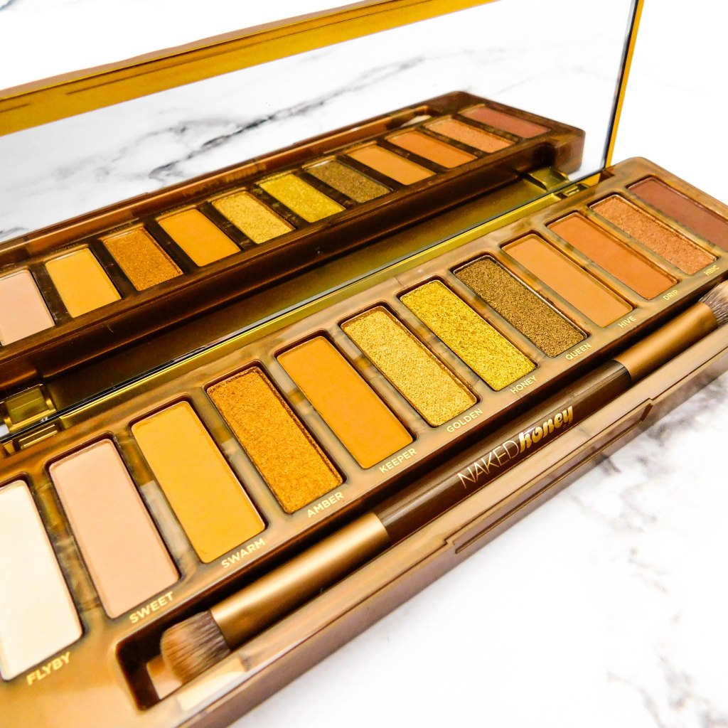 Urban Decay Naked Honey Palette madisonloveday.com