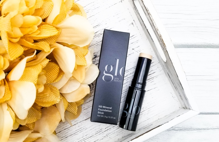 Glo Skin Beauty HD Mineral Foundation Stick Review madisonloveday.com