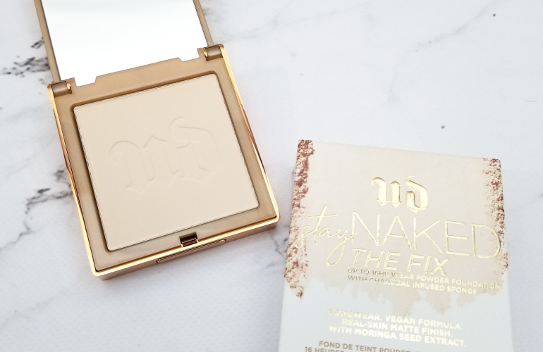 Urban Decay Stay Naked The Fix Powder madisonloveday.com